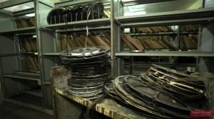 Pizze cinematografiche da RTNC Radio Television Nationale Congolaise.
