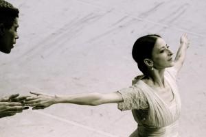 Hamburg Ballet, Nijinsky, Joelle Boulogne, Thiago Bordin