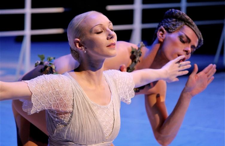 Hamburg Ballet Nijinsky, Anna Polikarpova Thiago Bordin