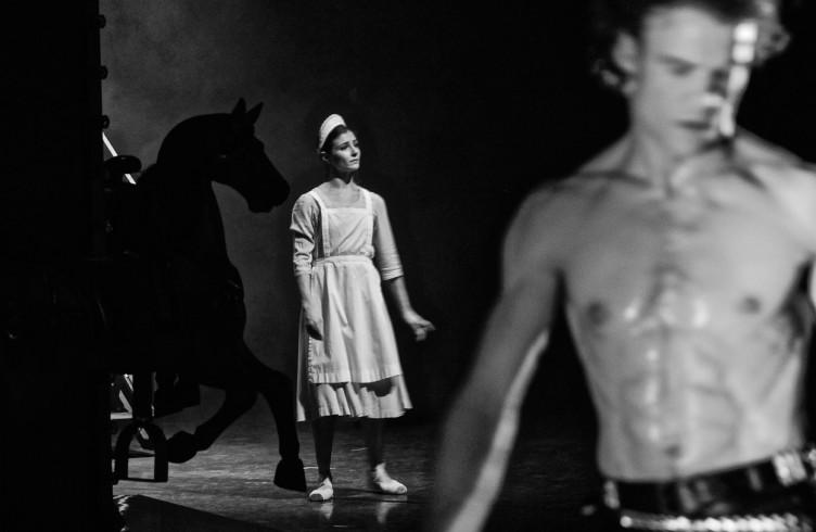 Hamburg Ballet, Liliom, Alina Cojocaru