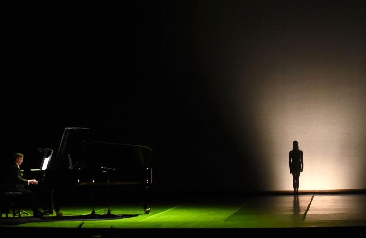TrioConcertDance, al piano Bruce Levingston Teatro Regio di Parma credits .P.Ricci