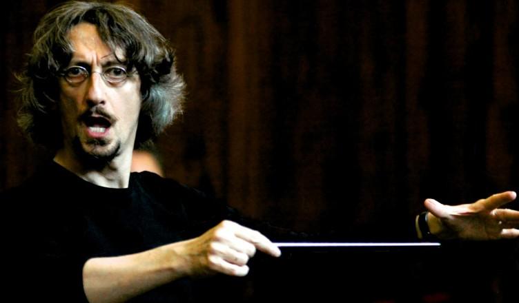 Federico Maria Sardelli (foto Alessandro Lamuraglia)