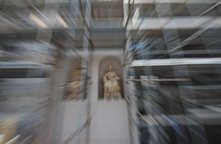 Allestimento del nuovo Museo dell'Opera Firenze, Foto Opera del Duomo / Claudio Giovannini